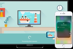 Hướng dẫn kết nối iPhone với tivi