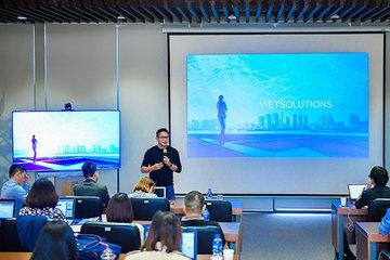 Viet Solutions 2021: Những startup được quan tâm đặc biệt là ai?