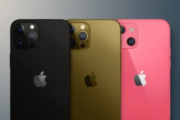 iPhone 13 series có nhiều nhất sáu màu?