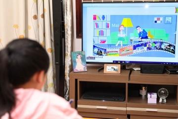 Dạy trên truyền hình theo hướng đa nền tảng mở thêm nhiều cơ hội học tập