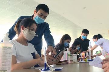 Hướng dẫn sử dụng VNEID để khai báo y tế, di chuyển nội địa
