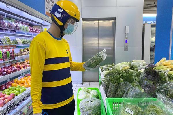 Quận Hoàn Kiếm thí điểm đi chợ hộ cho người dân trên ứng dụng