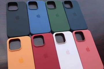 Lộ màu ốp lưng iPhone 13 ngay trước ngày ra mắt