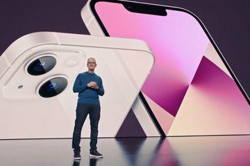 Apple ra mắt iPhone 13 giá 799 USD, iPhone 13 Pro giá 999 USD