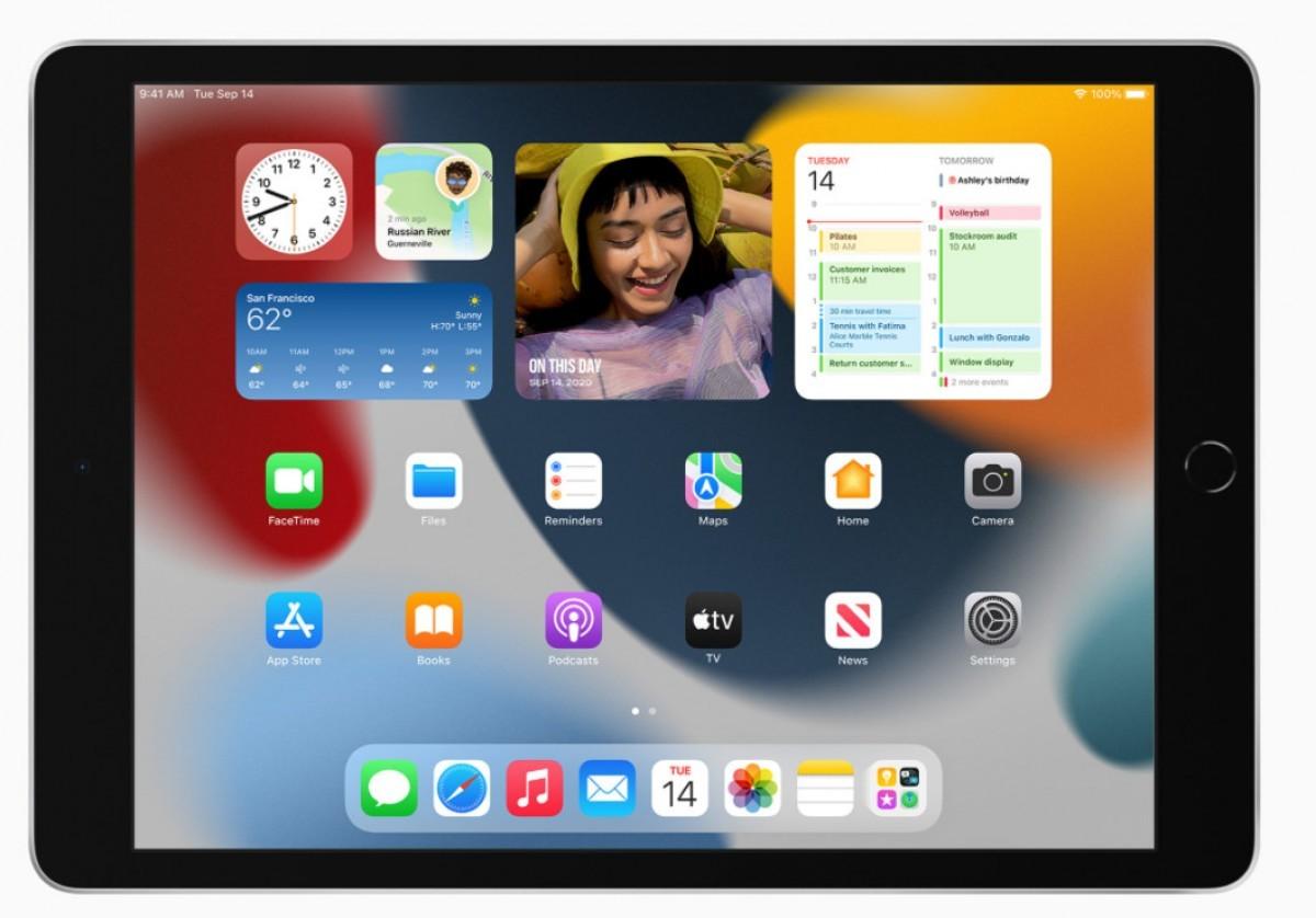 Apple công bố iPad và Apple Watch mới bên cạnh iPhone 13
