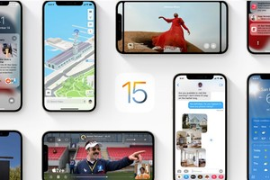 iOS 15 phát hành ngày 20/9 cùng iPadOS 15