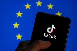 TikTok bị sờ gáy tại Châu Âu