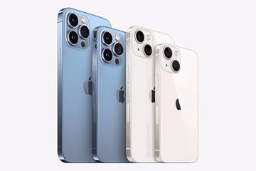iPhone 13 dùng bao bì bình dân?