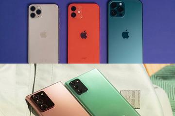 """Điểm tin công nghệ tuần qua: iPhone 13 ra mắt, Galaxy Note """"hồi sinh"""""""