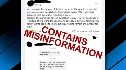 Không có liều vaccine nào cho Facebook