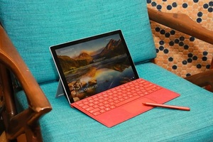 Lộ thông tin mới về Surface Pro 8 trước giờ G