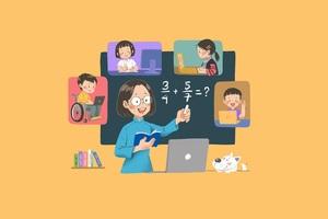 UNICEF khuyến cáo cách dạy học trực tuyến cho trẻ em hiệu quả