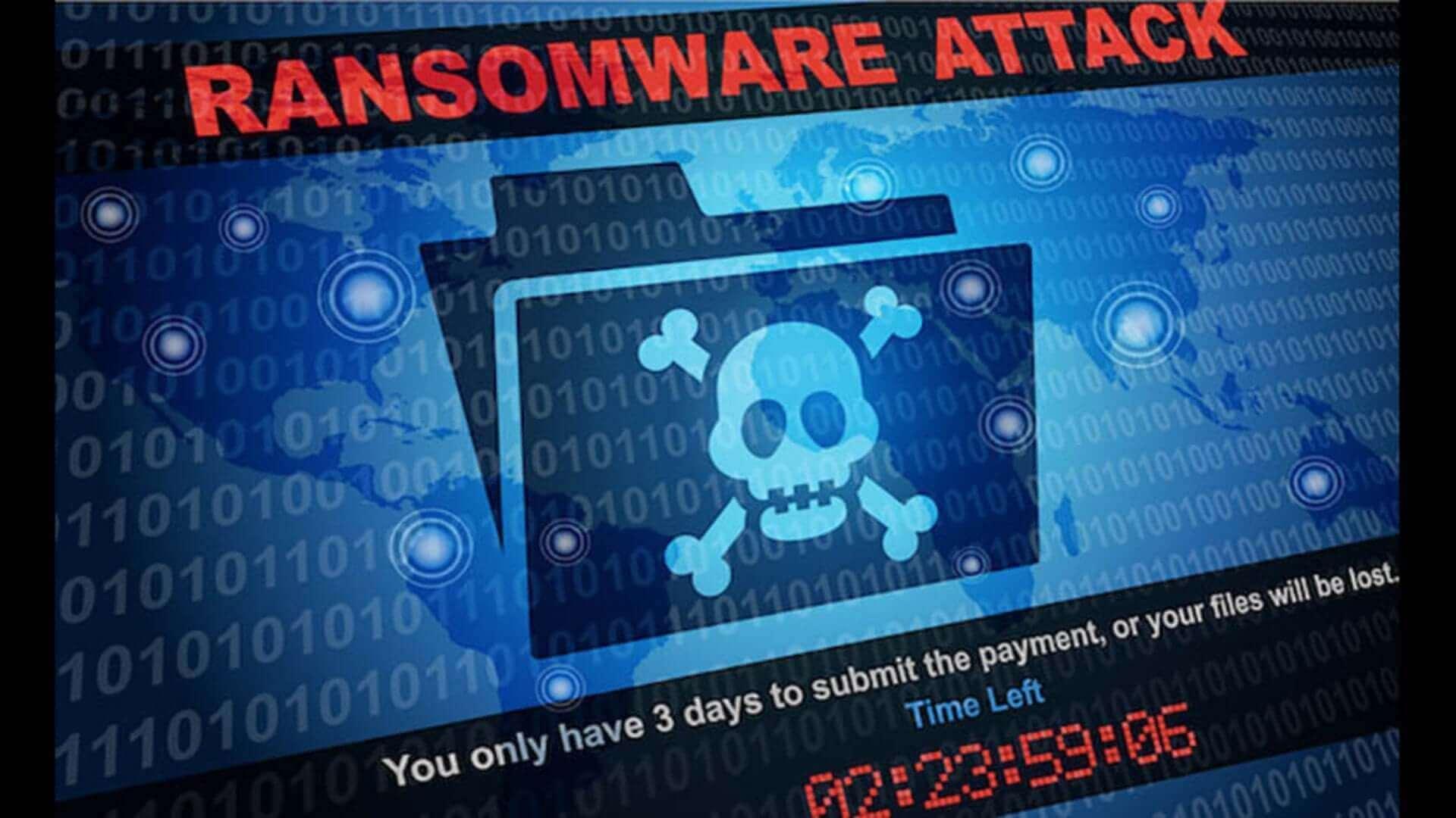 Tấn công đòi tiền chuộc chiếm một nửa số vụ tấn công mạng toàn cầu