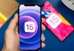 Người dùng đã có thể tải iOS 15 cho iPhone