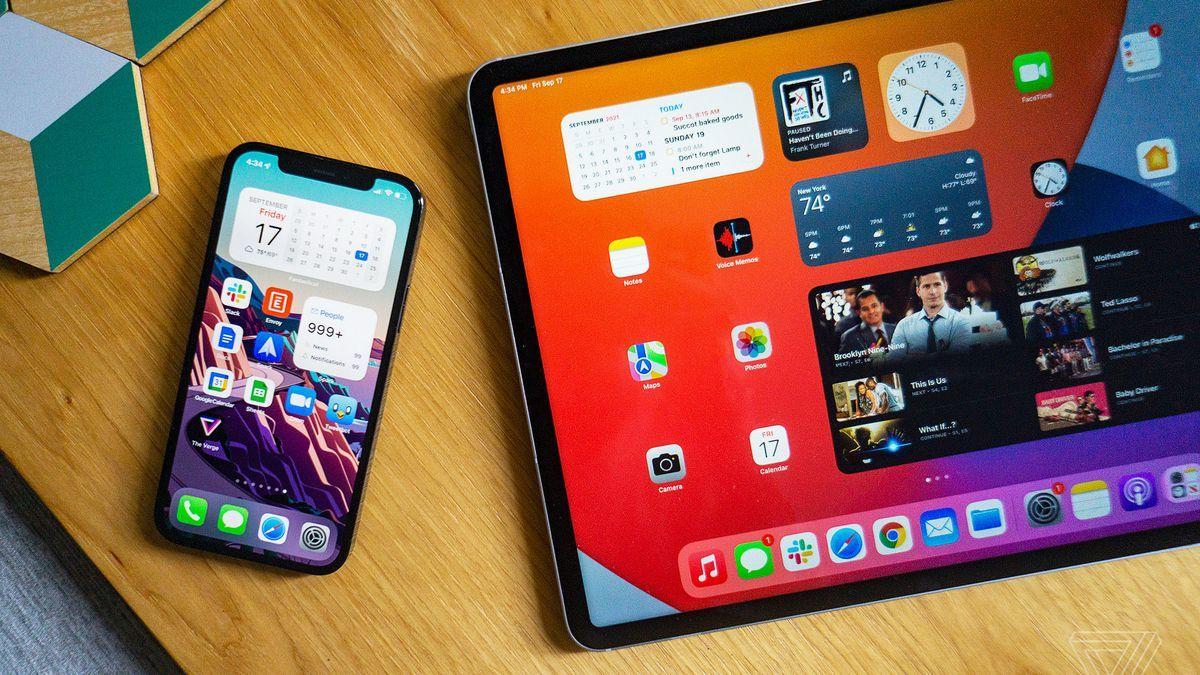 Đã có thể tải về iOS 15 và iPadOS 15 cho iPhone, iPad