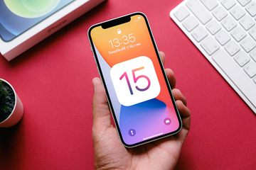 Những tính năng của iOS 15 không có trên iPhone X