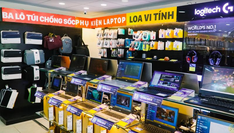"""Laptop Thế Giới Di Động """"hái quả ngọt"""", kỳ vọng doanh số đạt 4.500 tỷ"""