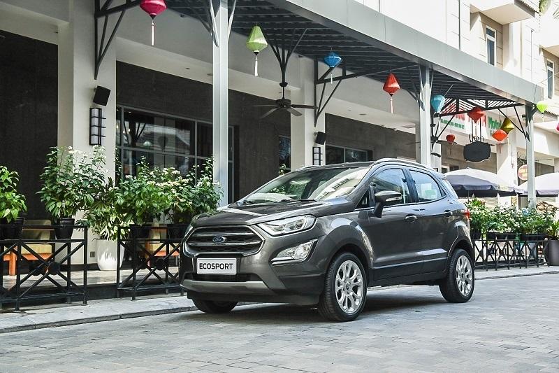 Ford Việt Nam triệu hồi hơn 300 xe Ecosport