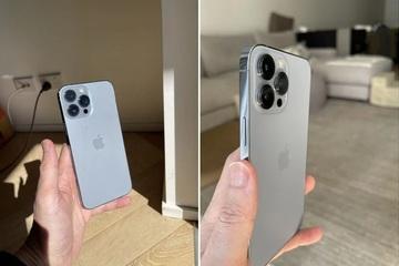iPhone 13 tới tay người dùng hôm nay