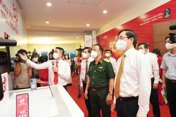 Viettel khai trương 5G tại Bà Rịa - Vũng Tàu, muốn phủ sóng công nghệ này tại 15 tỉnh, thành