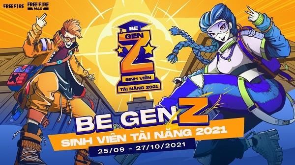 Be GenZ: Sân chơi mới dành riêng cho GenZ của Garena Free Fire