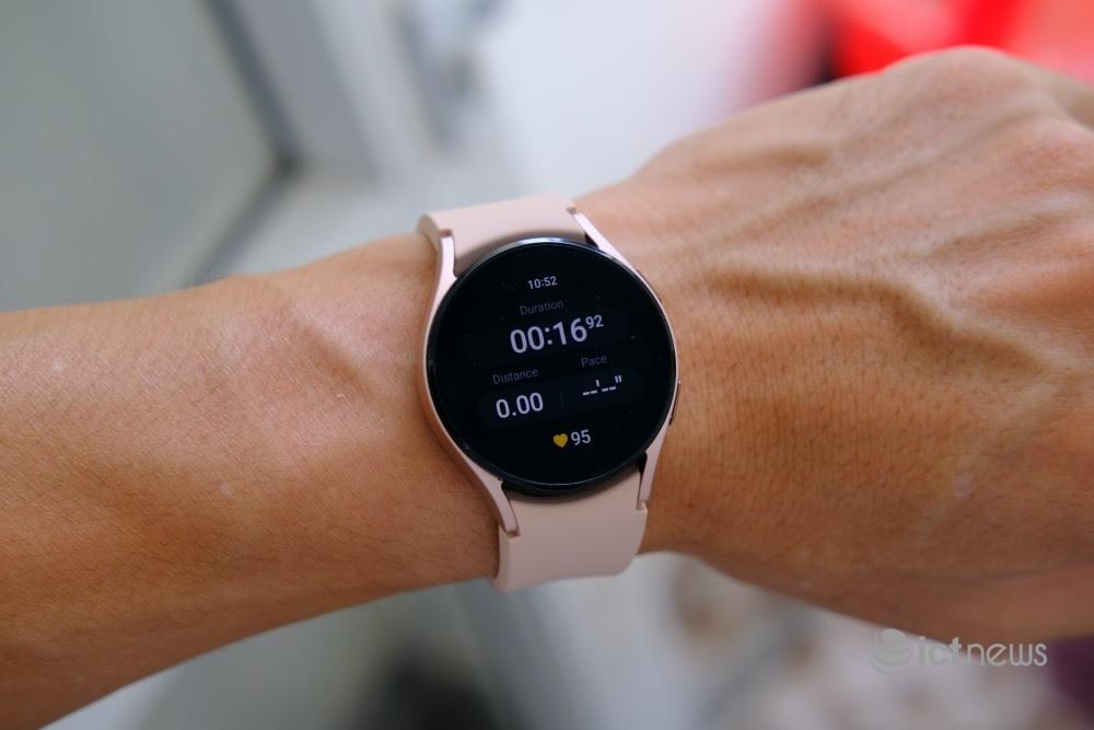Samsung Galaxy Watch4: Đồng hồ tập luyện và đo thành phần cơ thể