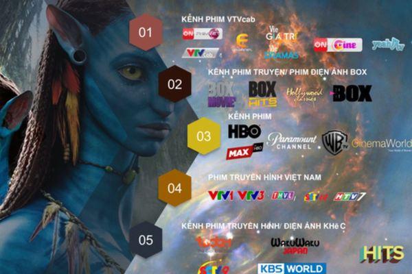 """Hàng loạt kênh truyền hình quốc tế dừng phát sóng, doanh nghiệp truyền hình trả tiền """"bù"""" bằng nhiều kênh mới"""