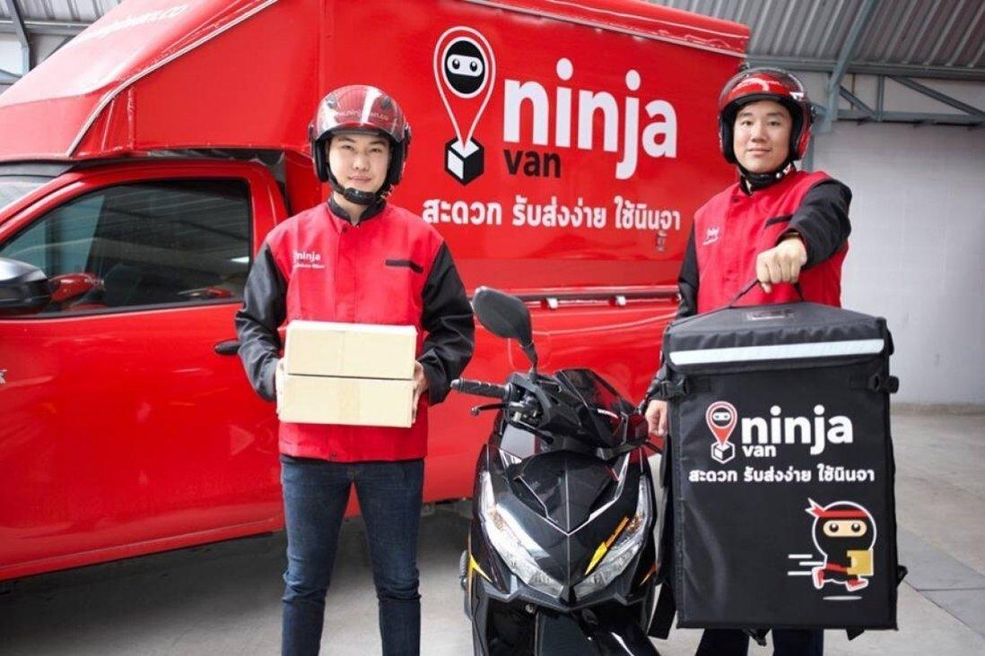 Ninja Van huy động thành công 578 triệu USD