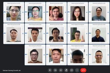 32 nhà phát triển game Việt tốt nghiệp khóa học đặc biệt của Google