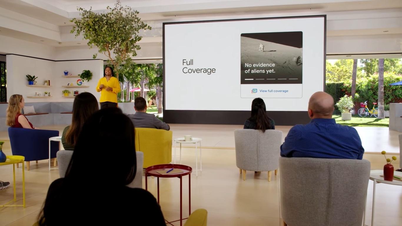 Google sắp cập nhật thuật toán tìm kiếm mới cho năm 2021