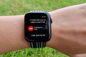 Apple Watch cứu sống một người bị tai nạn xe máy