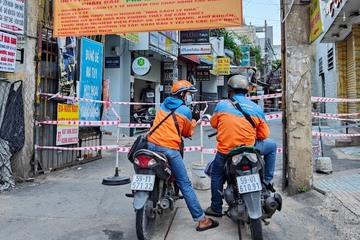 Shipper tại Sài Gòn ngày 30/9 tăng gần gấp đôi so với tuần trước