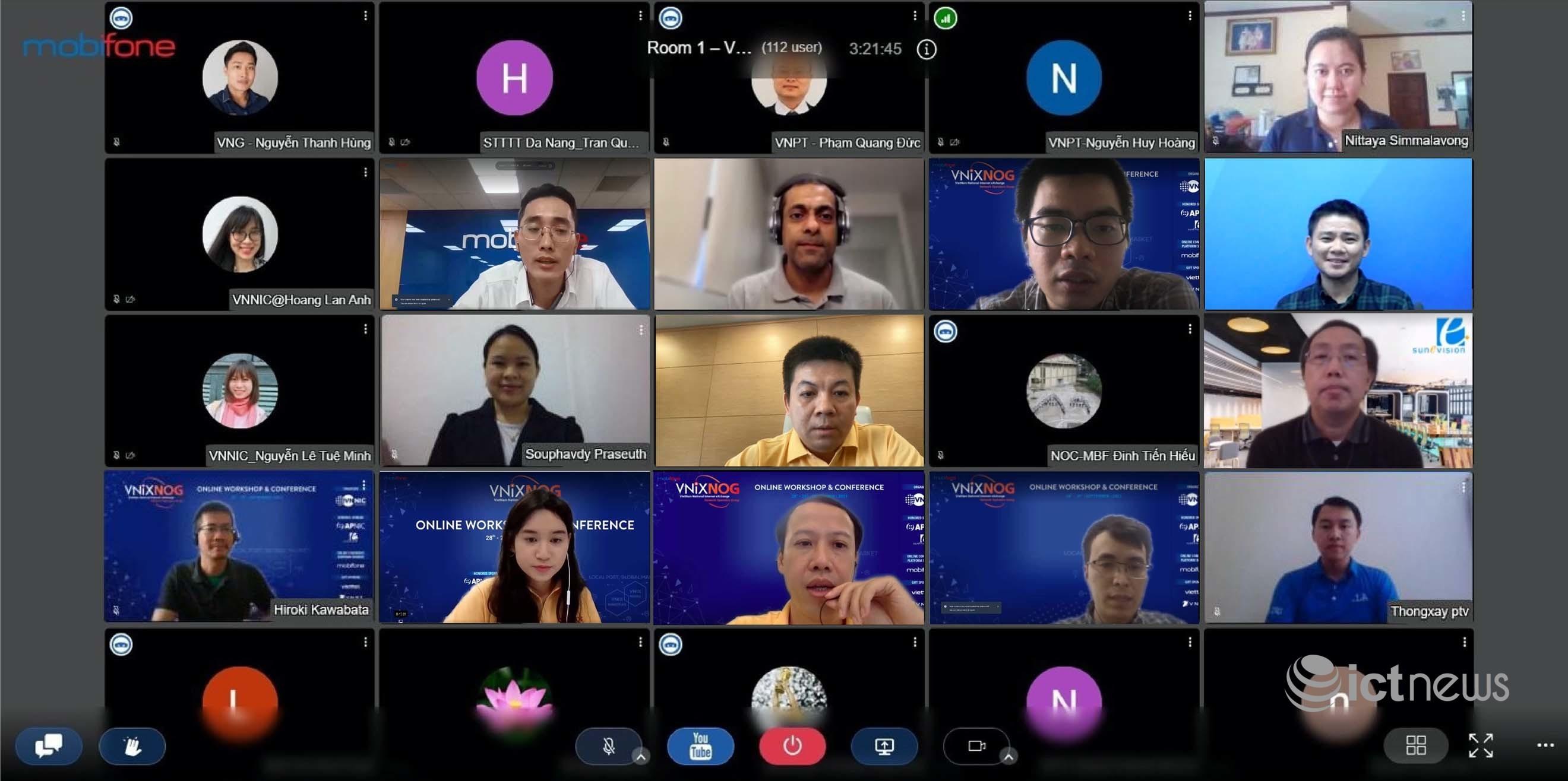 Khai trương nền tảng VNIX Marketplace giúp nâng chất lượng dịch vụ Internet Việt Nam