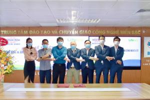 Biển Bạc & LifeTek: Hợp tác phát triển công nghệ an ninh Việt
