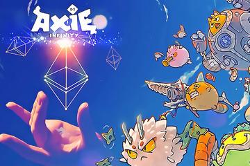 Axie Infinity liên tục lập đỉnh mới, vốn hóa 8,4 tỷ USD