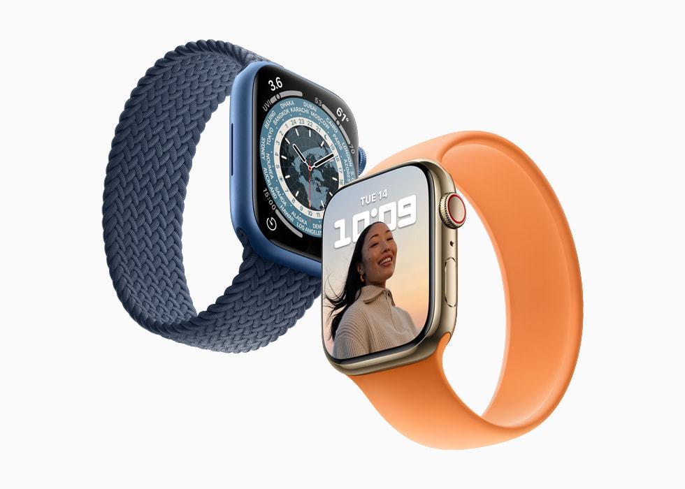 Apple Watch Series 7 cho đặt trước khi nào?