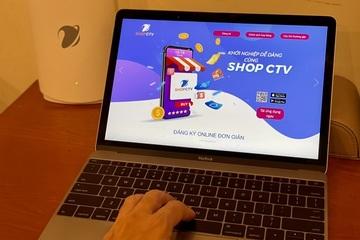 Mở shop 0đ, nhận hoa hồng không giới hạn cùng ứng dụng Shop CTV của VNPT