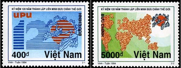 Việt Nam sắp phát hành bộ tem kỷ niệm 50 năm Cuộc thi viết thư quốc tế UPU