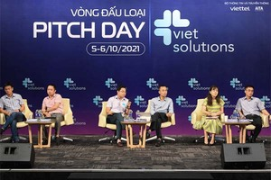 16 giải pháp tiềm năng của Viet Solution 2021 được doanh nghiệp chọn hợp tác đầu tư
