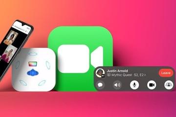 Những tính năng mới của FaceTime trên iOS 15