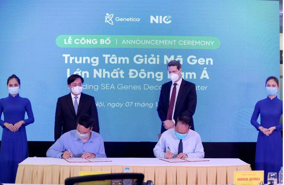 Tiến sĩ gốc Việt đưa trung tâm giải mã gen lớn nhất Đông Nam Á về Việt Nam