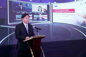 Thêm khoản hỗ trợ 1 triệu USD cho doanh nghiệp đổi mới sáng tạo Việt Nam