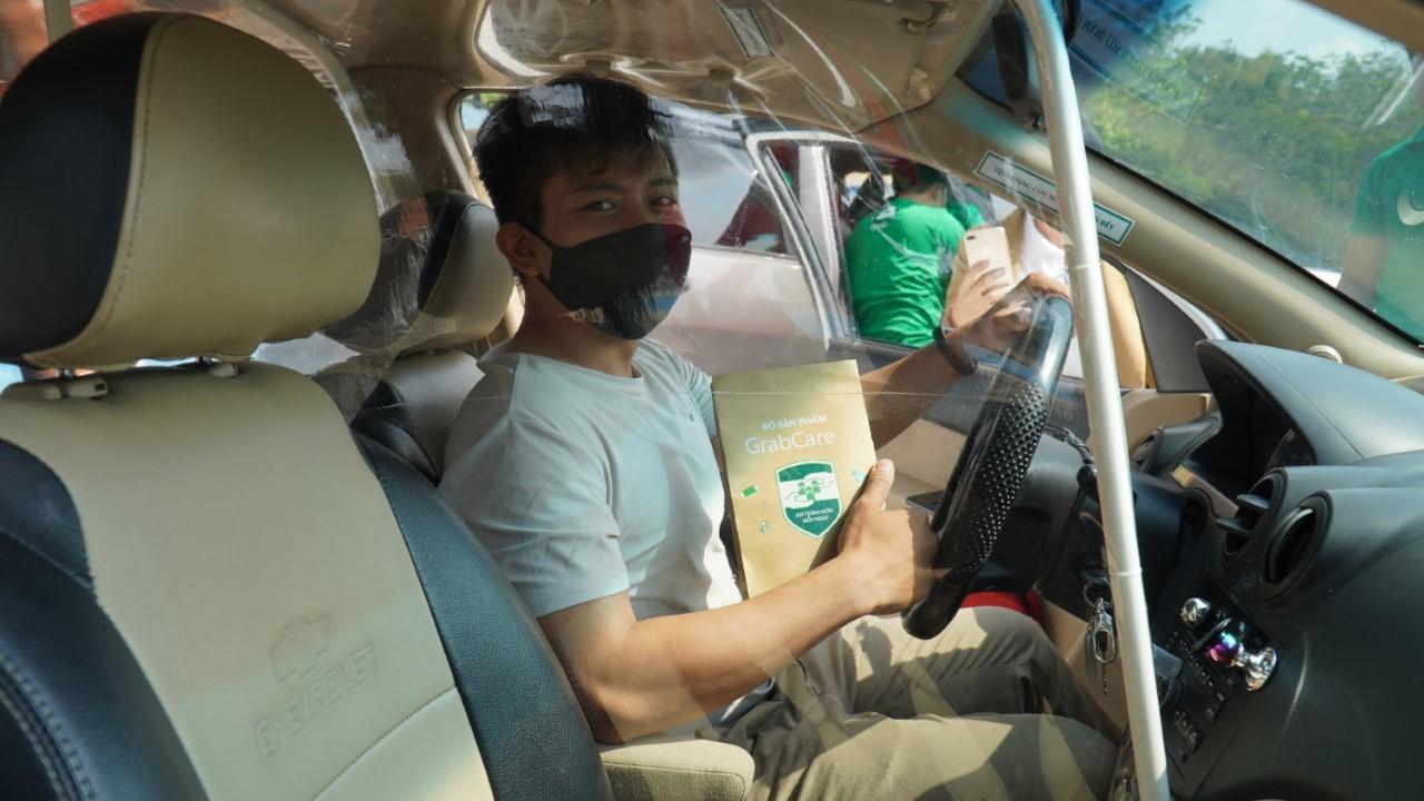 TP.HCM: Taxi công nghệ đã hoạt động trở lại