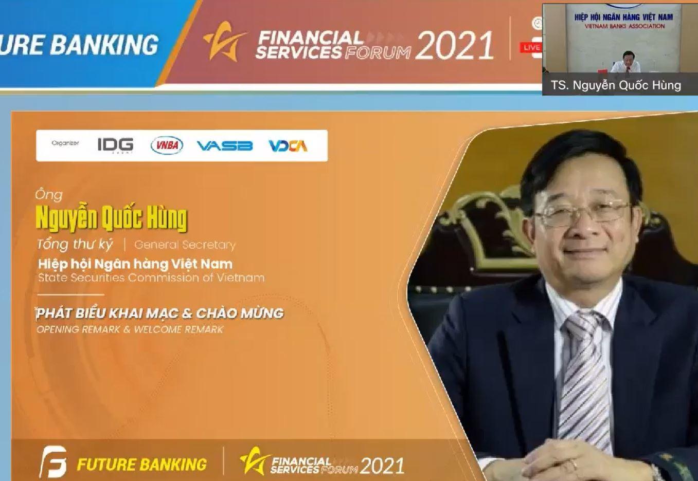 Chuyển đổi số tại các ngân hàng chưa có tính tổng thể