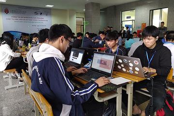 Sinh viên 8 nước ASEAN đua tài trong vòng khởi động cuộc thi kỹ năng ATTT