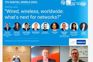 ITU Digital World: Việt Nam kéo thế giới cùng giải bài toán chuyển đổi số