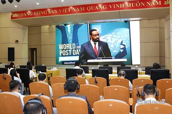 Việt Nam tăng 2 bậc trong bảng xếp hạng chỉ số phát triển bưu chính