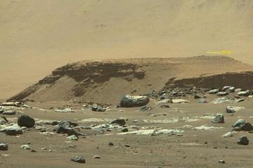 Phát hiện bằng chứng mới về sự sống trên Hỏa tinh