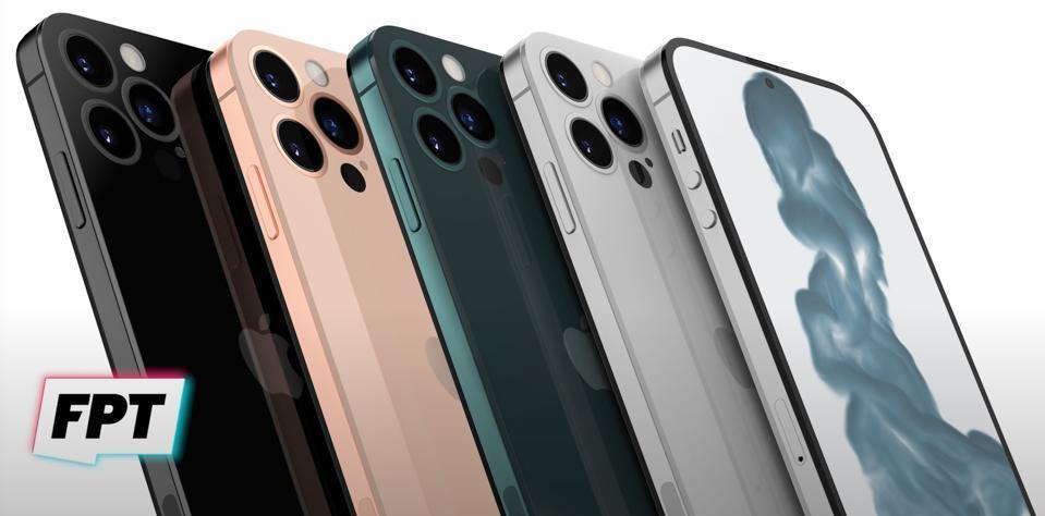 Hình dung mới nhất về iPhone 14