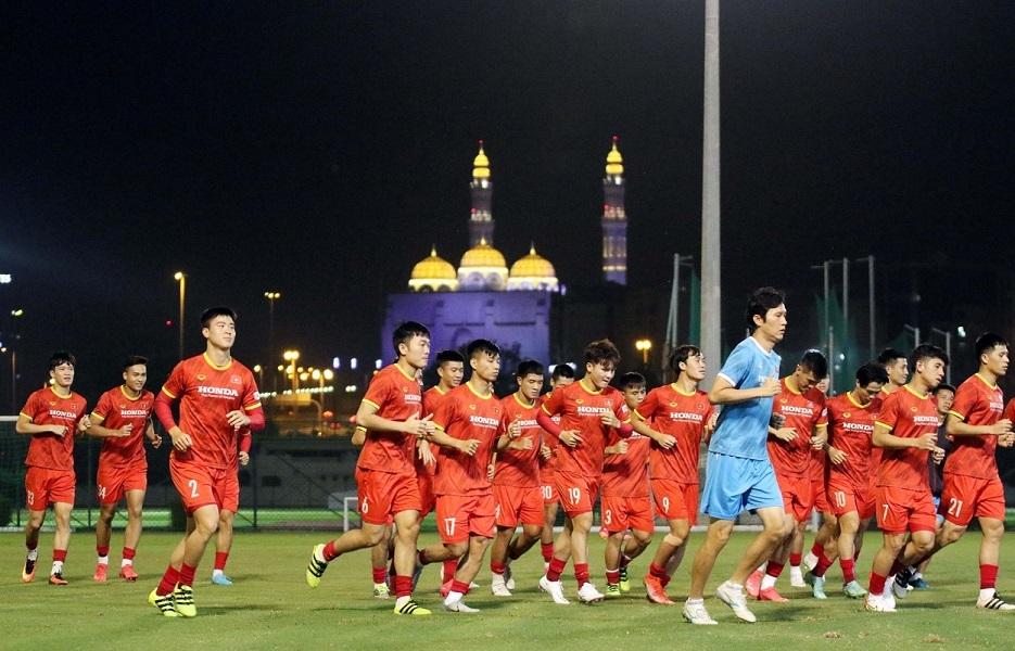 Hướng dẫn xem bóng đá trực tuyến: Việt Nam gặp Oman